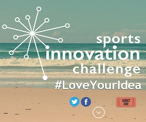 Enter the Sports Innovation Challenge now